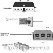 Бесперебойная система на 3кВт фото