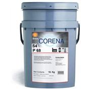 Компрессорное масло Shell Corena S4 P 68 фото