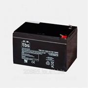 Аккумуляторная батарея Tuncmatik TSK1456 TBS 12V-12AH-5 (для ИПБ, внутренняя) фото