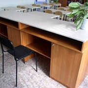Стол демонстрационный для кабинета физики фото