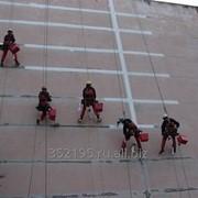 Герметизация межпанельных швов Гидроизоляция балконов, лоджий, балконных козырьков фото