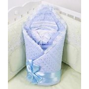 Комплект с одеялом, 7 предметов Карапуз фото