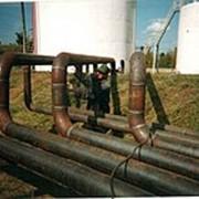 Монтаж трубопроводов фото