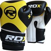 Детские перчатки для бокса RDX Yellow фото