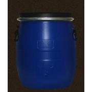 Бочка пластиковая (евробарабан) объёмом 48 литров фото