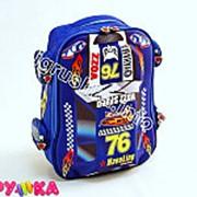 Рюкзак школьный машина 14-0130 фото