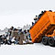 Вывоз снега и строительного мусора. фото