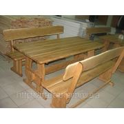 Виготовлення дачних меблів
