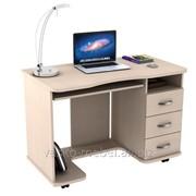 Компьютерный стол KC 20-40 Дуб молочный фото