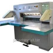 Бумагорезальная машина PERFECTA 92 UC 1999 год большие столы фото