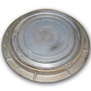 Люк чугунный канализационный типа «Л» фото