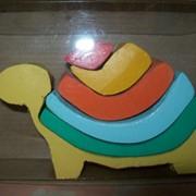 Черепаха - балансир фото