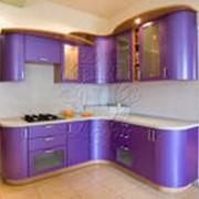 Кухонная мебель на заказ. фото