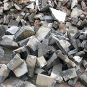 Бой бетона (бетонный лом)