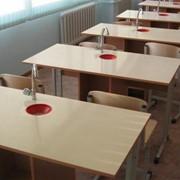 Стол ученический для кабинета химии фото