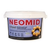 Грунт универсальный деревозащитный для всех видов ЛКМ Neomid Bio 5л фото