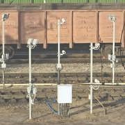 Автоматизированная система контроля инвентарных номеров вагонов АСКИН фото