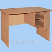 Стол письменный 1-тумбовый С.П.1.1. фото