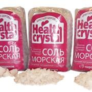 Соль морская Кристалл Здоровья фото