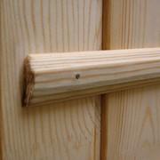Наличники, рейки нащельные деревянные для дверей и окон фото