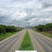 Услуги по ремонту автодорог фото