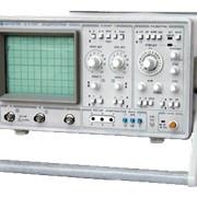 Осциллограф аналоговый С1-157 фото