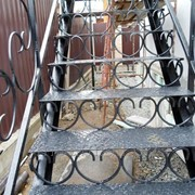 Наружные лестницы и крыльца фото