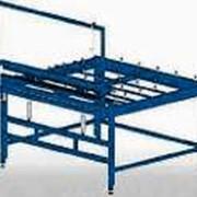 Стол для сборки и герметизации с пневмоприжимом, модель Tablepress фото