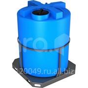 Пластиковая ёмкость в обрешётке 3000 литров Арт.Т 3000 обр фото