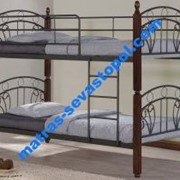 Кровать двухъярусная DD Sofi 900x1900x1680 фото