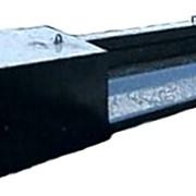 Трехлучевой фундамент с анкерным креплением опор контактной сети ТФА-5.0-2,3,4 фото