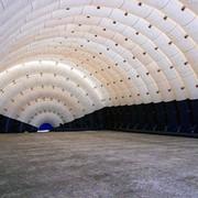 Проектирование воздухоопорных сооружений и каркасных конструкций фото