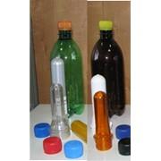 Бутылка прозрачная пластиковая фото