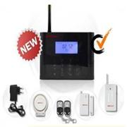 GSM+ГТС сигнализация ВОЛК-007M2D