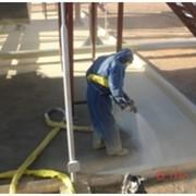 Покрытия бетонных поверхностей фото