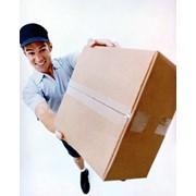 Производство коробок из гофро картона фото