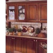 Кухонная мебель деревянная фото