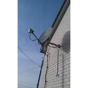 Двусторонний спутниковый Интернет-KiteNet фото