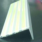 Фотолюминесцентная накладка на ступени ALSN-45L-G500 фото
