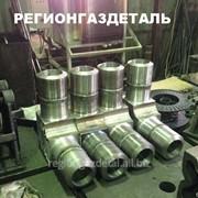 Угольник 3-65-50 (114х18) ст.09Г2С с патрубками и наплавкой INCONEL 625