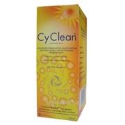 Растворы для ухода за контактными линзами CyClean 380 мл. фото
