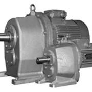 Мотор редукторы цилиндрические соосные фото