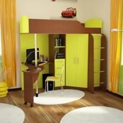 Детская комната Колизей фото