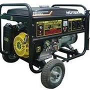 Бензиновый генератор HUTER DY8000LX фото