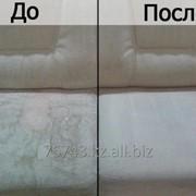 Химчистка ковровых покрытий и мягкой мебели фото