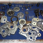 Капитальный ремонт двигателя мотоцикла фото
