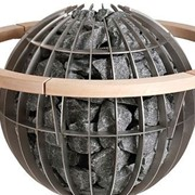 Защитное ограждение Harvia HGL6/HGL7 для каменки Globe фото