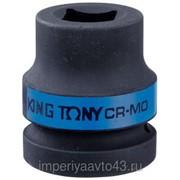"Головка торцевая ударная четырехгранная 1"", 22 мм, футорочная KING TONY 851422M фото"