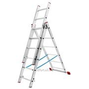 Лестница-стремянка 3 х 7, арт. 1654 фото