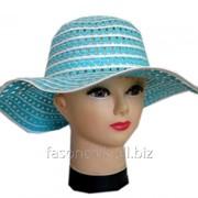 Шляпа женская волна В232 фото